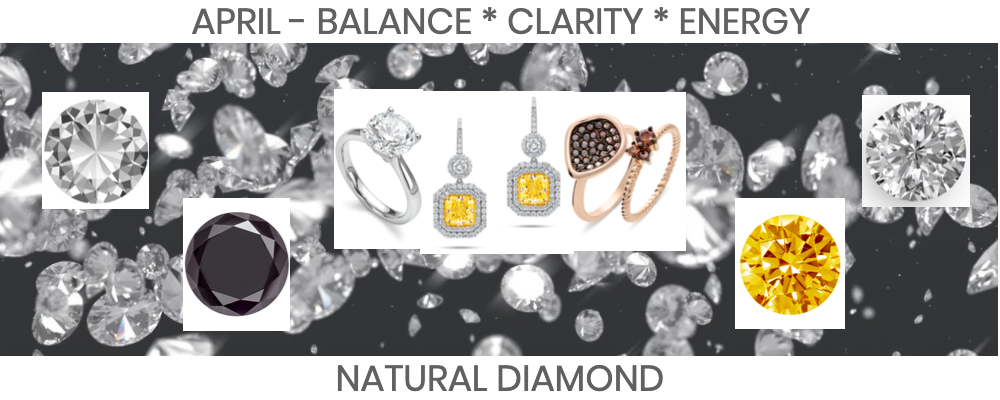 Natural gemstones birthstone