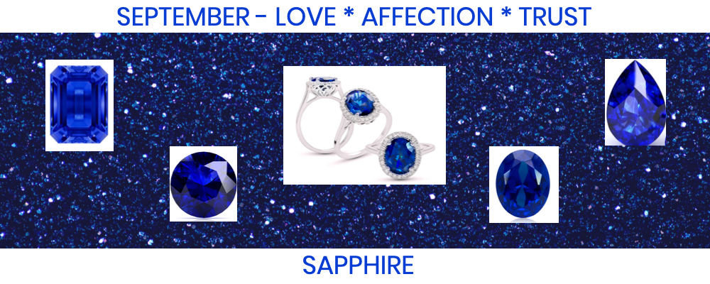 Semipreciousking Natural September birthstone