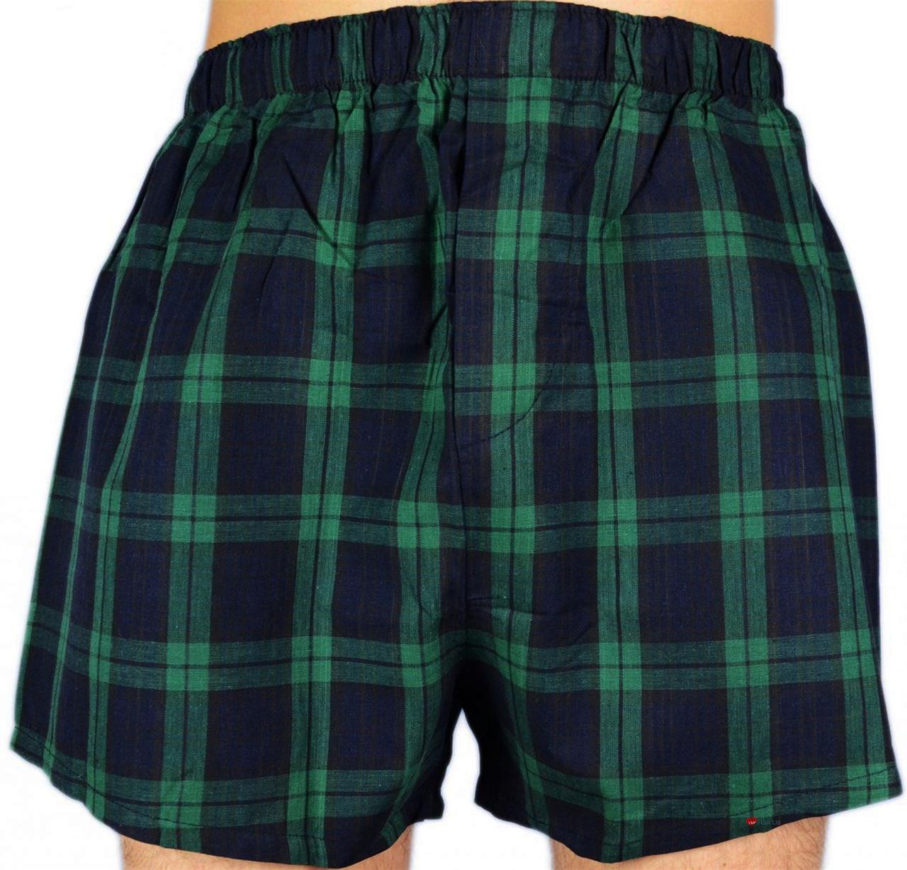 Scotland Boys Scottish Royal Stewart Soft Cotton Tartan Fashion Boxer Shorts New