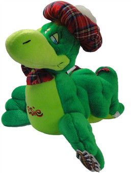 7.5 Inch Loch Ness Cute Soft Nessie Toy for Children Cute Loch Ness Soft Toy