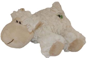 Cute Fluffy White Floppy Sheep Soft Toy for Children Adorable Sheep Toy