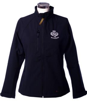 Ladies Reliant Attitude Design  Jacket With Thistle Logo