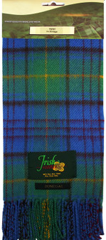 Co Donegal Irish County Lambswool Scarf