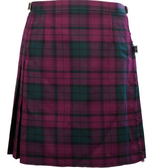 "Ladies Knee 19"" Length Kilt Lindsay"
