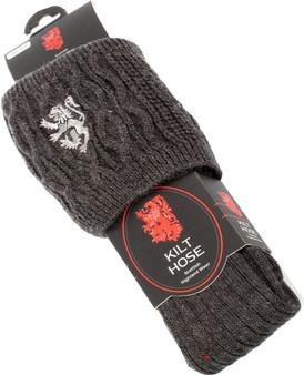 Kilt Hose Socks Dark