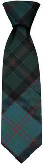 Mens Neck Tie Munster Irish Tartan Lightweight Scottish Clan Tie