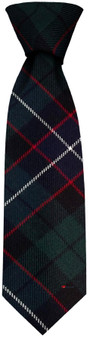 Mens Neck Tie Galbraith Modern Tartan Lightweight Scottish Clan Tie