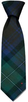Mens Neck Tie Isle Of Skye Tartan Lightweight Scottish Clan Tie