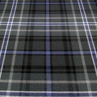 Heavy Weight 16oz Fabric Material Scotland Forever Antique Tartan 1 Metre