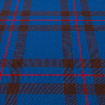 Light Weight 10oz Fabric Material Elliot Modern Tartan 1 Metre