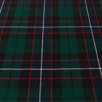 Light Weight 10oz Fabric Material Russell Modern Tartan 1 Metre