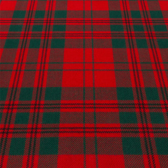 Light Weight 10oz Fabric Material Livingston Modern Tartan 1 Metre