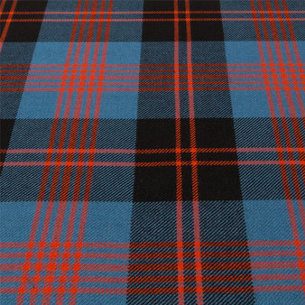 Light Weight 10oz Fabric Material Angus Ancient Tartan 1 Metre