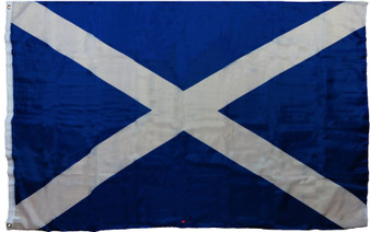 Large Flag Saltire 36� X 60� Saltire Design Scottish Flag