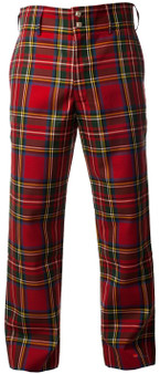 Men's Tartan Trews Stewart Royal