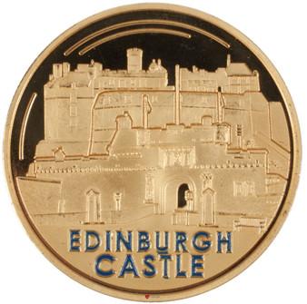 Souvenir Coin Magnet