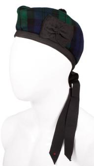Glengarry Hat Black Watch