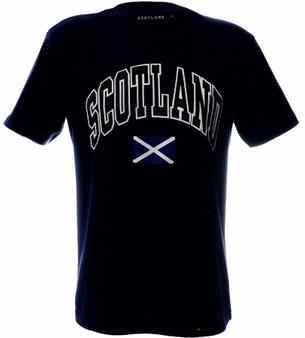 Scotland Harvard Print T-Shirt