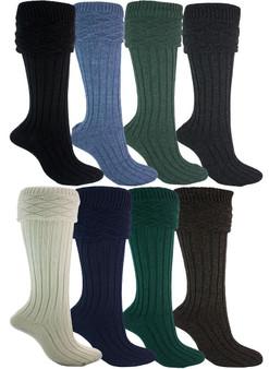 Kilt Hose In 8 Colours Socks
