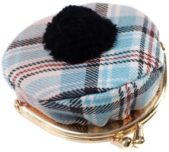 Diana Rose Tartan Plaid Tammy Hat Ladies Purse