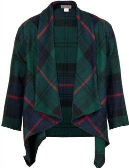 Ladies Kerry Jacket Armstrong Modern Tartan