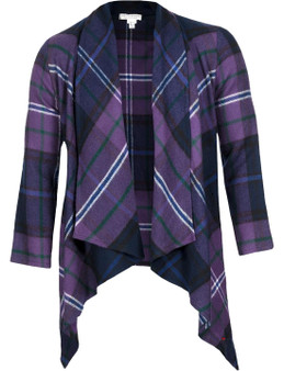 Ladies Kerry Jacket Scotland Forever Modern Tartan
