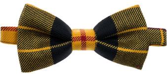 Wool Bow Tie MacLeod Dress Modern Tartan