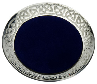 110mm Change Dish with blue chandel, Celtic