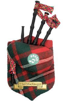 "MacGregor Musical Bagpipe Fridge Magnet Sound ""Scotland the Brave"""