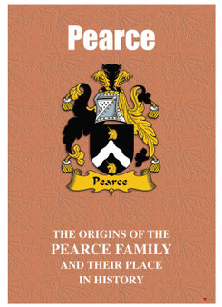 Pearce Welsh Ancestry Family History Booklet