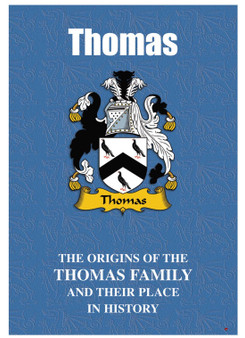 Thomas Welsh Ancestry Family History Booklet