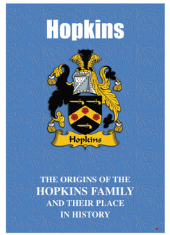 Hopkins Welsh Ancestry Family History Booklet