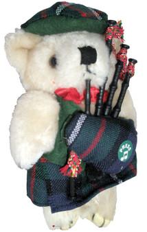 Ferguson Clan Musical Teddy Bear, Scottish Gift, Made in Scotland