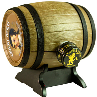 Miniature Malt Whisky Barrel Robert Burns Scottish Gift