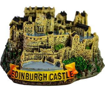 Edinburgh Castle Resin Model