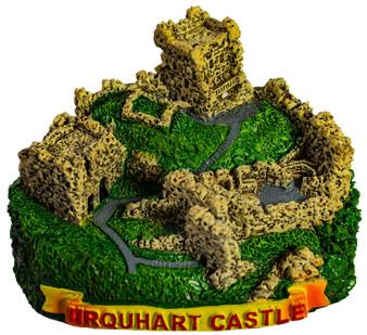 Urquhart Castle Resin Model