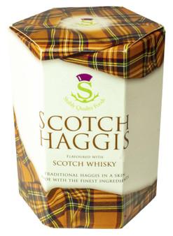 Traditional Scotch Haggis Scotch Whisky Flavour