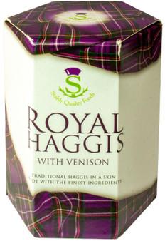 Traditional Royal Haggis With Venison Tin