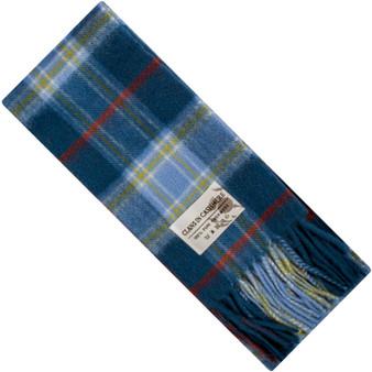 Luxury 100% Cashmere Scottish Clan Scarf Musselburgh