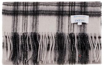 Edinburgh Scarf 100% Lambswool with Erskine Tartan Design