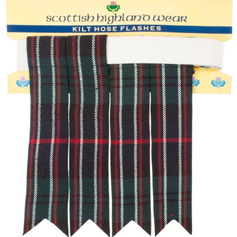 Kilt Flashes Scottish National Tartan