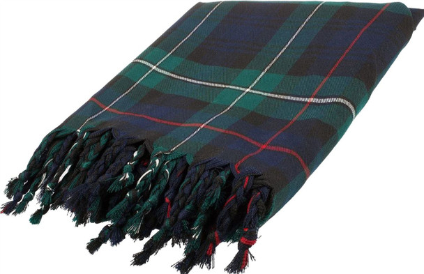 Deluxe Fly Plaid to complete Ceremonial  Dress in MacKenzie Tartan