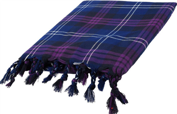 Deluxe Fly Plaid to complete Ceremonial  Dress in Heritage of Scotland Tartan