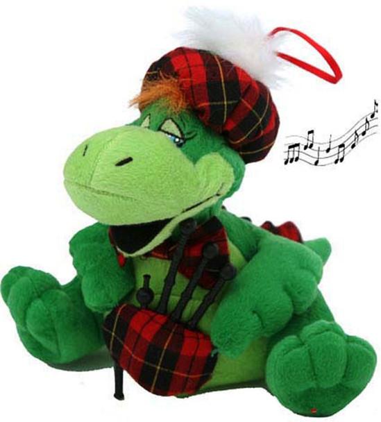 8.5 Inch Loch Ness Cute Soft Nessie Toy for Children Cute Loch Ness Soft Toy