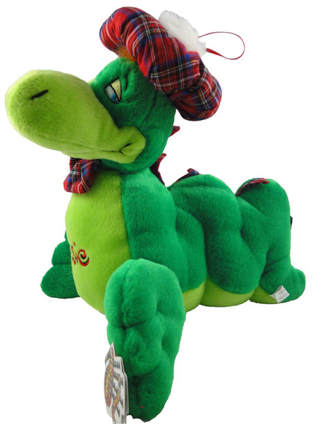 14.5 Inch Large Loch Ness Cute Soft Nessie Toy for Children Cute Loch Ness Toy