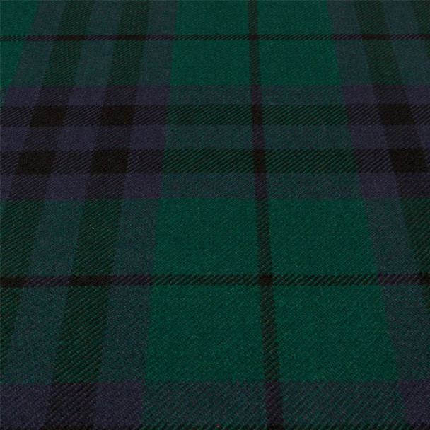 Heavy Weight 16oz Fabric Material Austin Modern Tartan 1 Metre