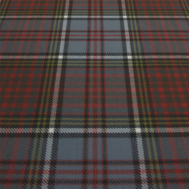 Heavy Weight 16oz Fabric Material Anderson Weathered Tartan 1 Metre