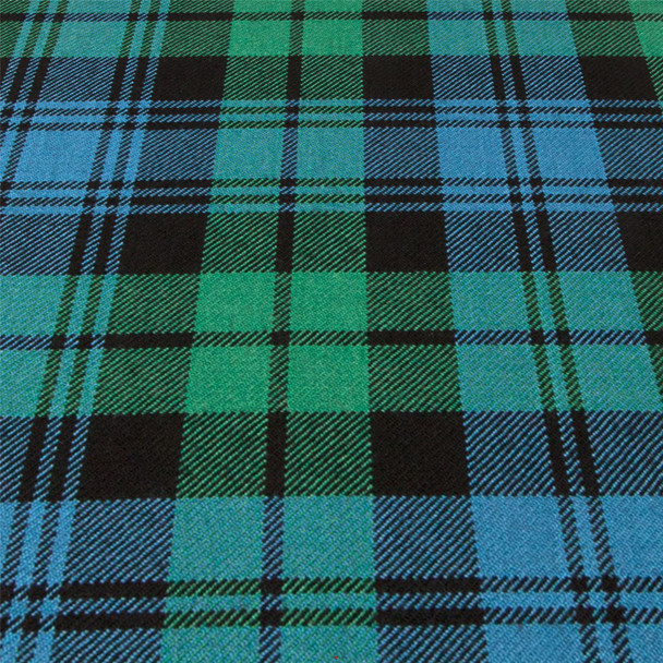 Heavy Weight 16oz Fabric Material Sutherland Hunting Ancient Tartan 1 Metre