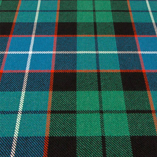 Heavy Weight 16oz Fabric Material Russell Ancient Tartan 1 Metre