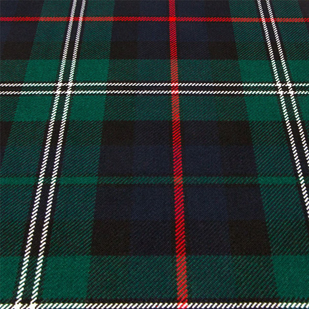 Heavy Weight 16oz Fabric Material Stevenson Hunting Modern Tartan 1 Metre